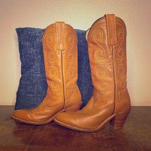 Frye Western Cowboy Cowgirl Pull-On Boots